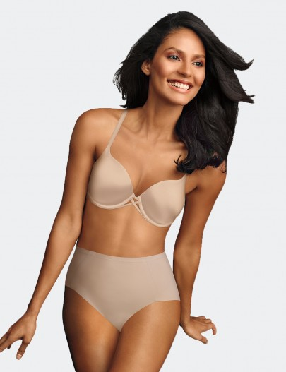DM1002 MAIDENFORM SLEEK SMOOTHERS 2 Lİ KORSE KÜLOT