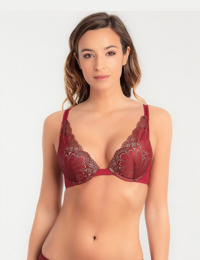 W02LN WONDERBRA REFINED GLAMOUR TRIANGLE BRA