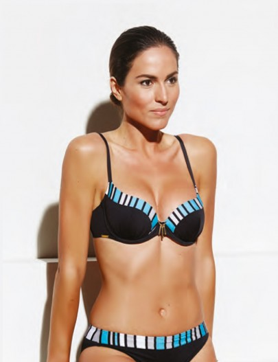 B4317 SELMARK ESSENTIAL UNDERWIRED BIKINI TOP