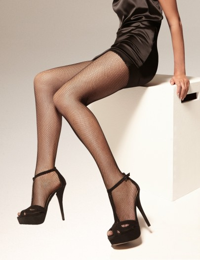 RETINA FILODORO FASHION FISHNET COLLANT