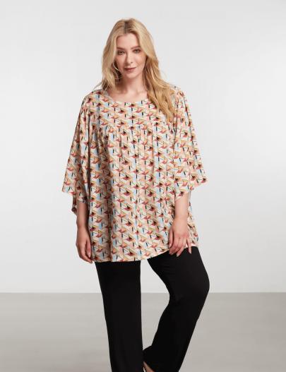 9087 Be Curvy Pijama Takımı