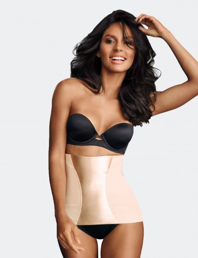 2368 MAIDENFORM EASY-UP KUM SAATİ BEL KORSESİ